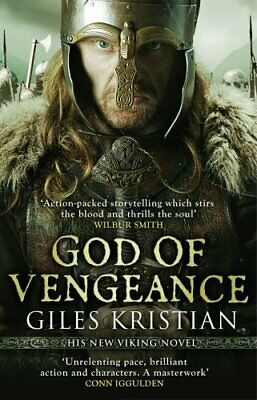God of Vengeance: (The Rise of Sigurd 1) by Kristian, Giles Book The Cheap Fast