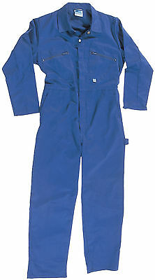 Navy New In Bag!!! Blue Castle 366//NV-44 44-Inch Zip Front Coverall Boilersuit