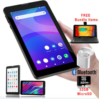2-in-1 SmartPhone & Tablet 3G Unlocked Android 4.4 w/ SmartCover & Bundled Items