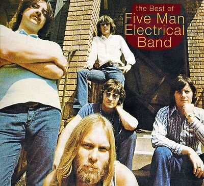 Five Man Electrical - Best of the Five Man Electrical Band [New CD]