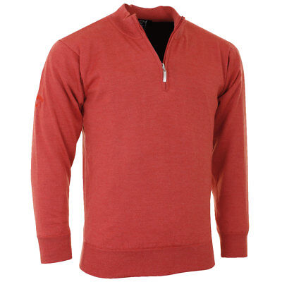 53% OFF RRP Callaway Golf Mens Lined Merino Mix Windstopper Sweater Pullover
