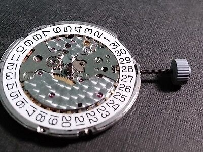Ebel 90 Swiss Watch Movement, used, not working, for watch repair