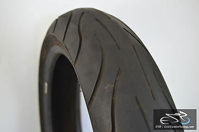 Michelin Pilot Power Front 120/70ZR17 Motorcycle Tire