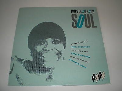 Northern Soul Lp - Trippin On Your Soul - Various Artists - 14 Track Kent - Rare