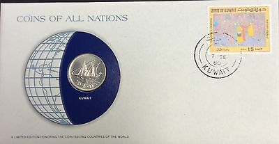 Coins of all nations coin and pnc - Kuwait