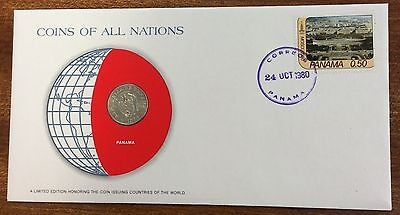 Coins of all nations coin and pnc - Panama