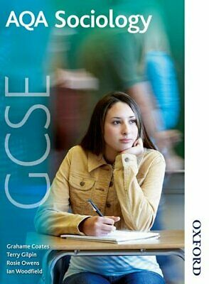 AQA GCSE Sociology by Woodfield, Ian Paperback Book The Cheap Fast Free Post