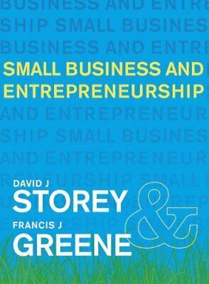 Small Business and Entrepreneurship by Greene, Dr Francis Paperback Book The
