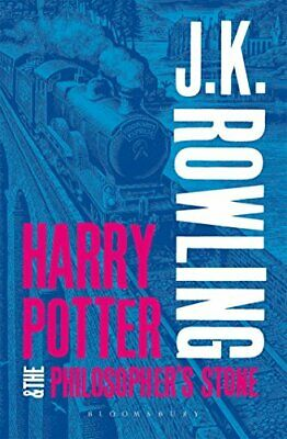 Harry Potter and the Philosopher's Stone: 1/7 (Harry Potter ... by Rowling, J.K.