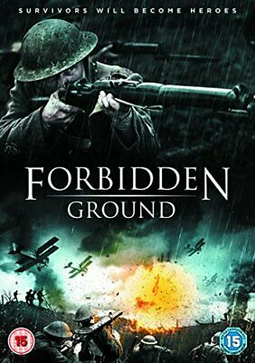 Forbidden Ground [DVD] - DVD  84VG The Cheap Fast Free Post