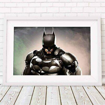 BATMAN - DC Comics Superhero Poster Picture Print Sizes A5 to A0 **FREE DELIVERY