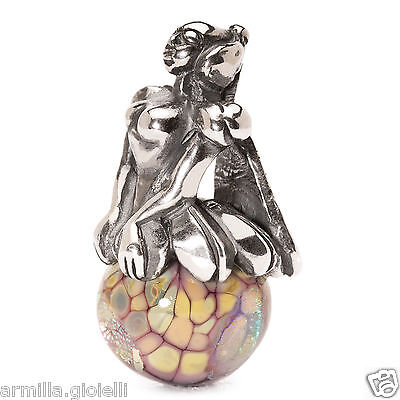 TROLLBEADS original authentic Fatina 61722 Argento 925 Silver Beads Fairy New