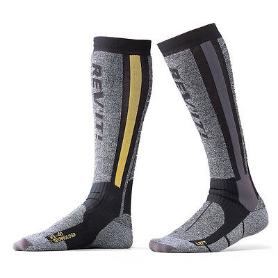 Rev'it! Tour Winter Touring Motorcycle Motorbike Bike Socks Pair | Rev it Revit