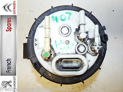 PEUGEOT 407 1.6 & 2.0 HDi IN TANK FUEL SENDER UNIT 3 OUTLET