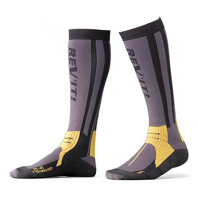 Rev'it! Tour Summer Touring Motorcycle Motorbike Bike Socks Pair | Rev it Revit