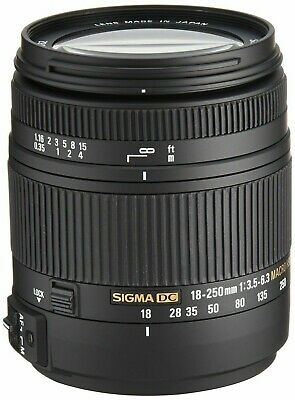 Sigma 18-250mm Mk.2 f/3.5-6.3 OS HSM DC Lens For Sony A Mount  (UK Stock) BNIB