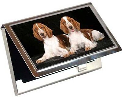 Welsh Springer Spaniel Business Card / Credit Card Case