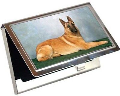 Belgian Malinois Business Card / Credit Card Case