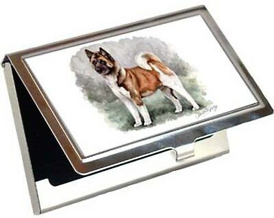 Akita Business Card / Credit Card Case