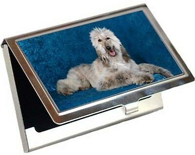 Afghan Hound Business Card / Credit Card Case