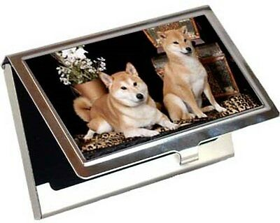 Shiba Inu Business Card / Credit Card Case