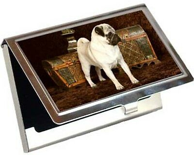 Pug Business Card / Credit Card Case