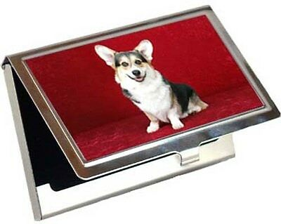 Pembroke Welsh Corgi Business Card / Credit Card Case