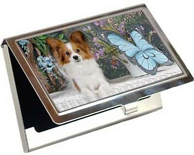 Papillon Business Card / Credit Card Case