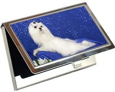 Maltese Business Card / Credit Card Case