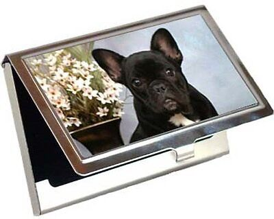 French Bulldog Business Card / Credit Card Case