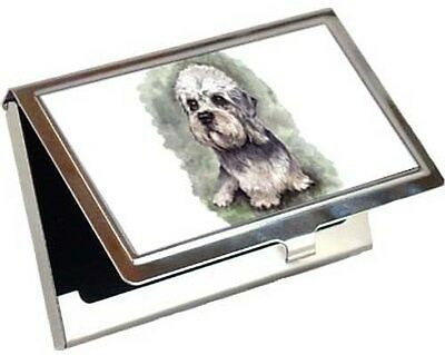 Dandie Dinmont Business Card / Credit Card Case