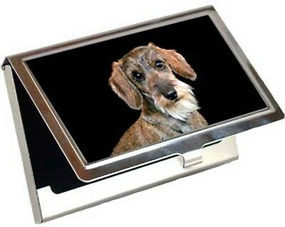 Dachshund Business Card / Credit Card Case