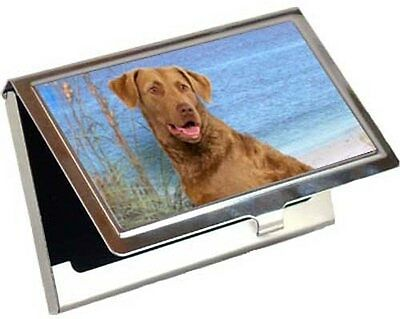 Chesapeake Bay Retriever Business Card / Credit Card Case