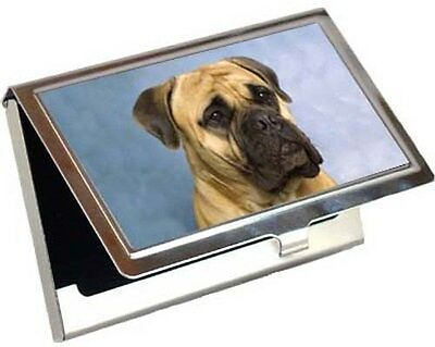 Bullmastiff Business Card / Credit Card Case