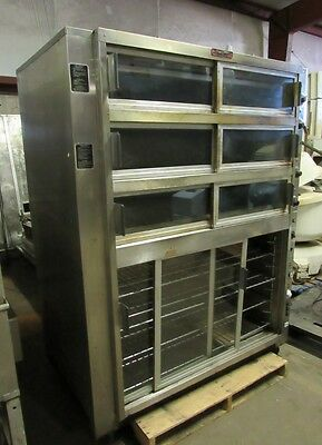Super Systems DO-PB-G 3-Deck Oven / Proofer Combo