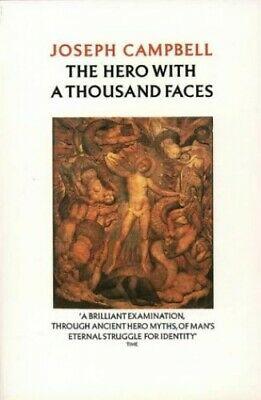 The Hero with a Thousand Faces by Campbell, Joseph Paperback Book The Cheap Fast