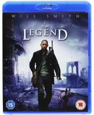 I Am Legend [Blu-ray] [2007] [Region Free] - DVD  PKVG The Cheap Fast Free Post