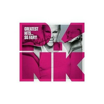 P!nk - Greatest Hits... So Far! - P!nk CD MUVG The Cheap Fast Free Post The