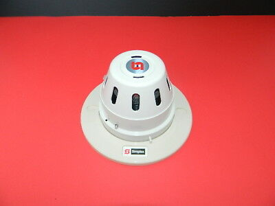 SIMPLEX 2098-9636 PHOTO SMOKE DETECTOR w 2098-9637 BASE (60 AVAILABLE)