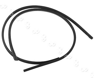 "2pcs 28"" Universal 6mm Front Wiper Blade Replacment Rubber Refill 700mm"