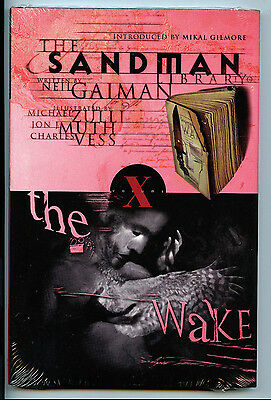 Sandman Neil Gaiman The Wake Vol X (10) Hardcover Book New  NM/MT