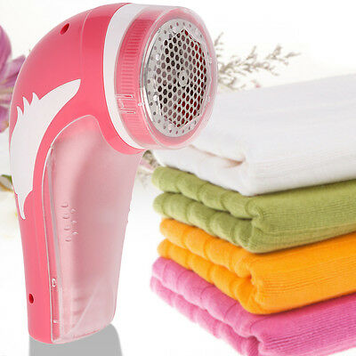 Portable Electric Clothes Lint Pill Fluff Remover Fabrics Sweater Fuzz Shaver P