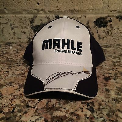 Autographed Jeff Gordon September 2014 Dover, Mahle, Win 92 VL Hat