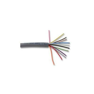 GA252743 1181C SL005 Alpha Wire Cable Shielded 22Awg 12 Core 30.5 Metres