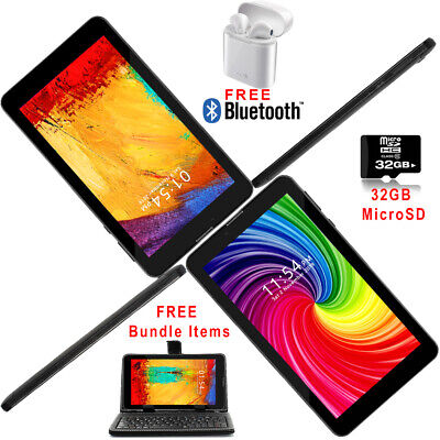 "Unlocked 7.0"" HD Android 4.4 3G SmartPhone Tablet w/SmartCover & Bundled Items"