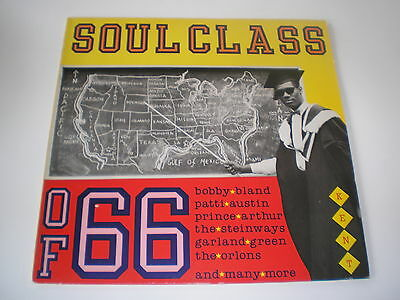 Northern Soul - Lp - Soul Class Of 66 - Various Artists - Kent