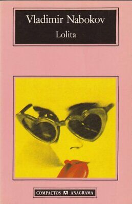 Lolita, Vladimir Nabokov Book The Cheap Fast Free Post