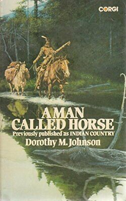Man Called Horse by Johnson, Dorothy M. Paperback Book