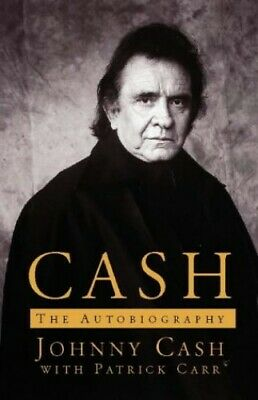 Cash: The Autobiography, Cash, Johnny Hardback Book The Cheap Fast Free Post