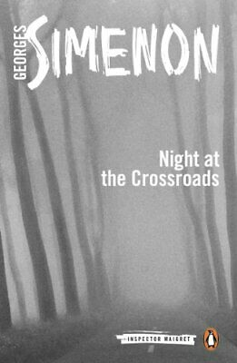 Night at the Crossroads: Inspector Maigret #6 by Simenon, Georges Book The Cheap